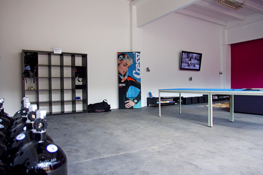 DIVE CENTER DIVE LOFT KRK in Vrbnik Kroatien