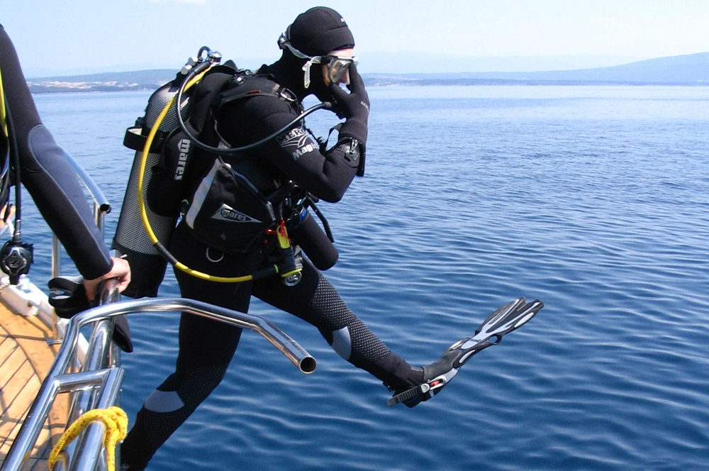 Full day escurzione in barca | DIVE CENTER KRK